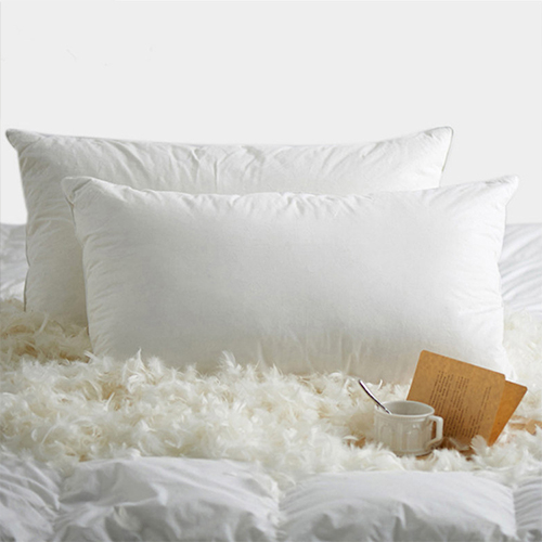 Soft Duck Feather & Down Pillow