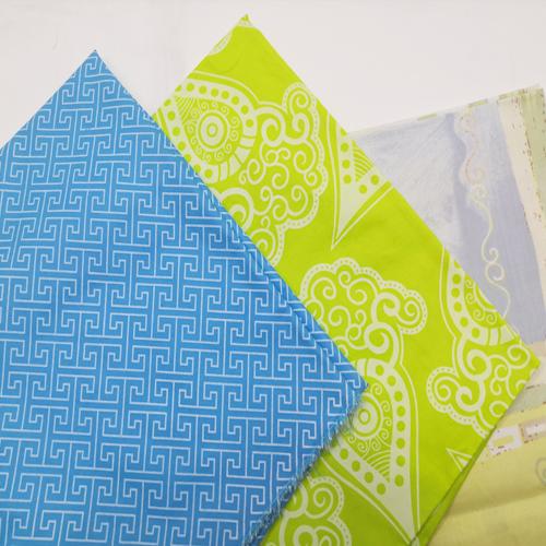 Pigment Printing Downproof Fabric