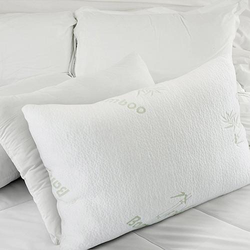 Bamboo Fibre Polyeater Fibre Pillow