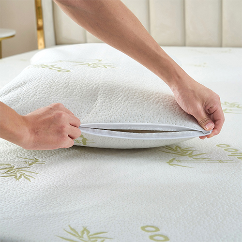 Soft Bamboo Pillow Protector