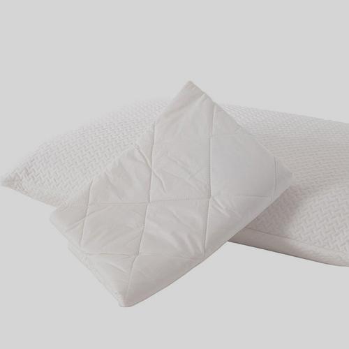 Silk Filled Pillow Protector