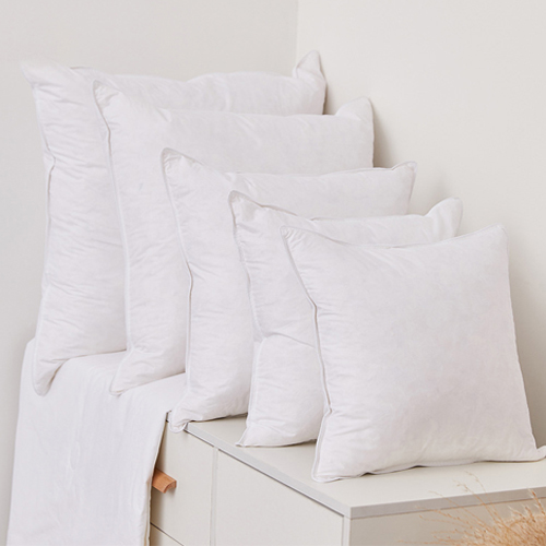 Duck Feather Cushion Pad